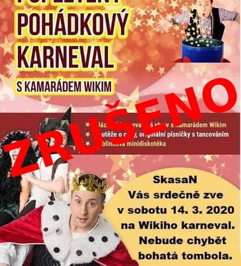 Wikiho pohádkový karneval